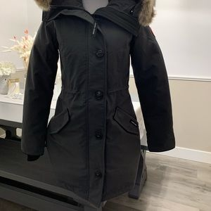 Brand new Rossclair Canada goose jacket